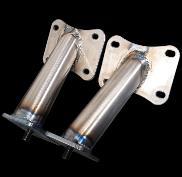 Nissan 240sx 2JZ and 1JZ Swap Engine Mounts Angled View
